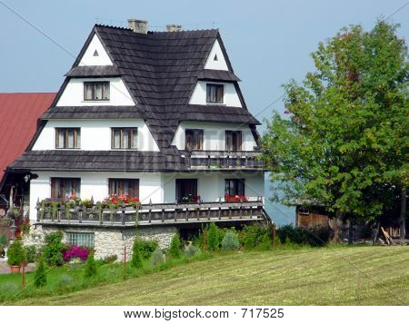 Polish Mountain Cottage