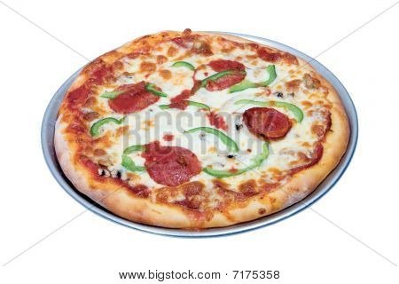 Whole Pizza