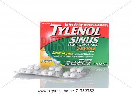 Tylenol Sinus Daytime