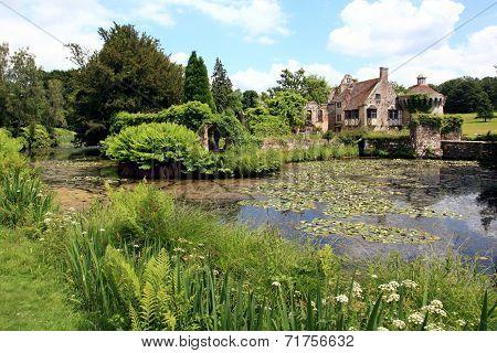 rural landscape in England