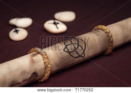 Clairvoyance Equipment With Parchment