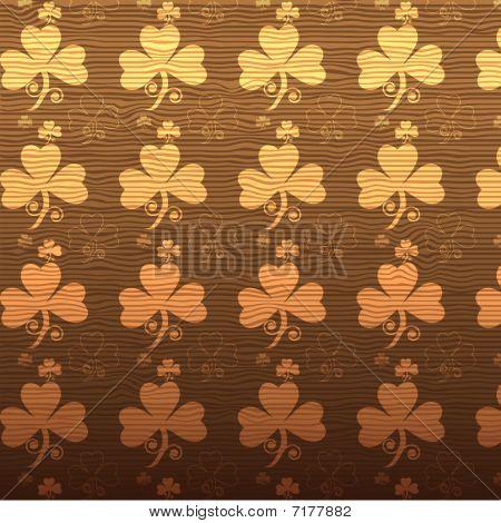 Cute Clover Pattern