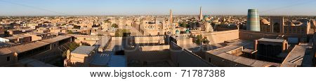 Evening View Of Khiva