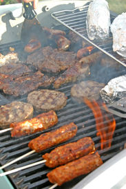 Sizzling Smokey Barbecue