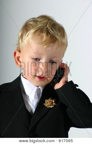 little business man 2