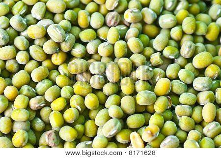 Mungo-phaseolus Aureus Beans