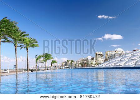 Alexandria City , Urban View.
