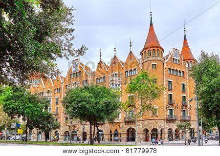 BARCELONA, SPAIN -  SEPT 04: ?asa Serra.