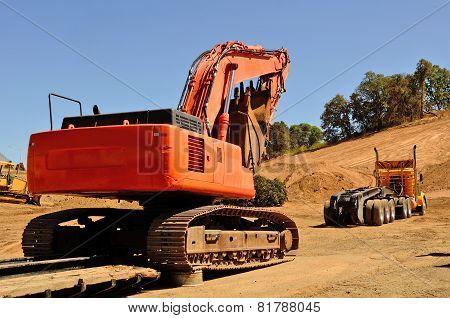 Haul Excavator