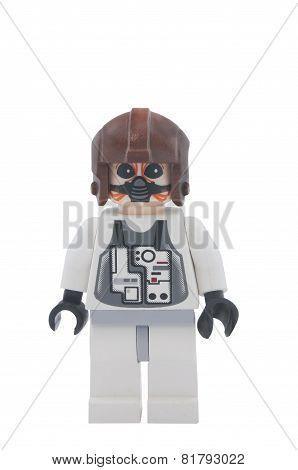 Ten Numb Lego Minifigure