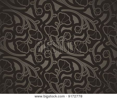 chocolate seamless pattern