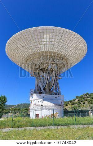 Antenna At The Nasa Deep Space Network