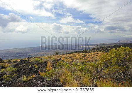 Volcanic Park, Big Island, Hawaii