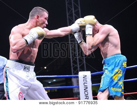 Fight For The European Ibf Championship