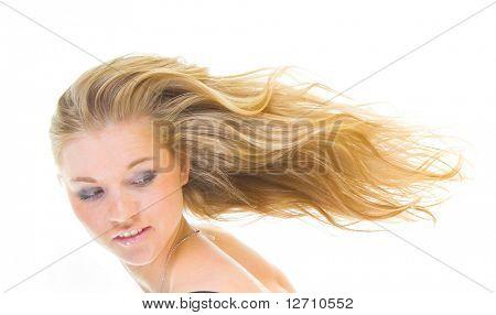 Gorgeous Blonde Pinup Gal
