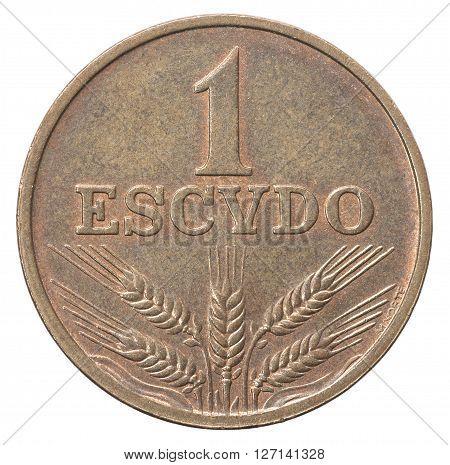 Old Portuguese Escudo