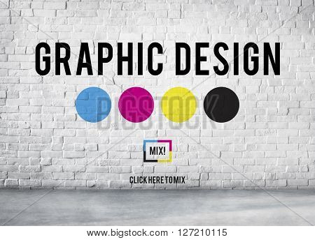 Design Graphic Creative Planning Purpose Draft Concept