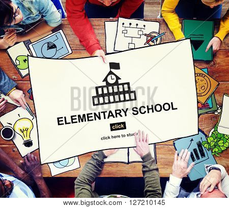 Education Learning School Knowledge Elementary Concept