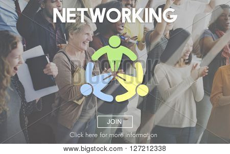 Network Networking Connection Social Network Concept