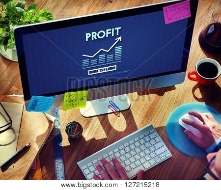 Profit Accounting Benefit Assets Concept