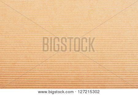 Crinkled Cardboard Background