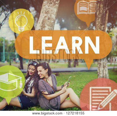 Learn Intelligence Knowledge Studying Wisdom Concept
