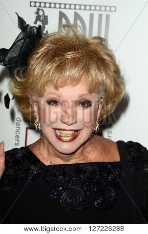 LOS ANGELES - APR 24:  Ruta Lee at the Professional Dancers Society's Annual Gypsy Awards Luncheon at the Beverly Hilton Hotel on April 24, 2016 in Beverly Hills, CA