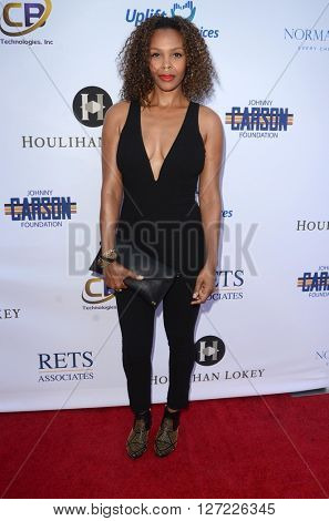 LAS VEGAS - APR 20:  Samantha Mumba at the Norma Jean Gala benefitting Hollygrove at the Taglyan Complex on April 20, 2016 in Los Angeles, CA