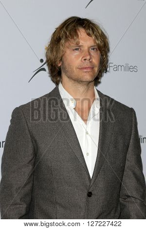 LAS VEGAS - APR 20:  Eric Christian Olsen at the Extraordinary Families Gala at the Beverly Hilton Hotel on April 20, 2016 in Beverly Hills, CA