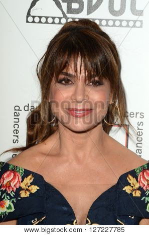 LOS ANGELES - APR 24:  Paula Abdul at the Professional Dancers Society's Annual Gypsy Awards Luncheon at the Beverly Hilton Hotel on April 24, 2016 in Beverly Hills, CA