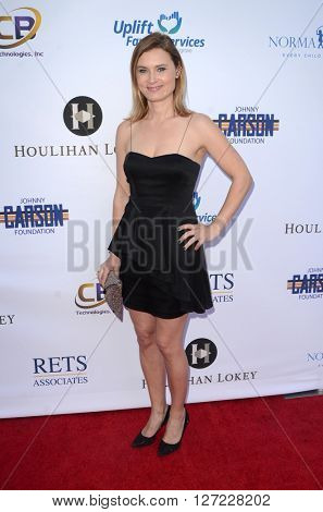 LAS VEGAS - APR 20:  Kristina Klebe at the Norma Jean Gala benefitting Hollygrove at the Taglyan Complex on April 20, 2016 in Los Angeles, CA