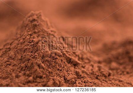 Cocoa Powder (background Image)
