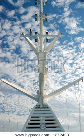 The Mast Against The Sky