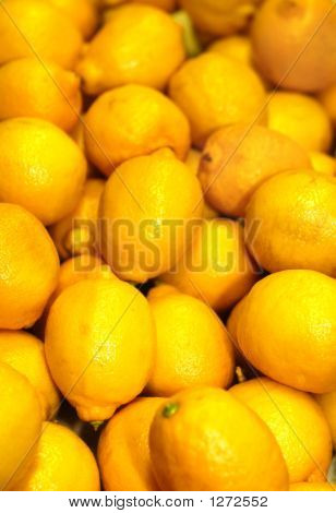 A Group Of Lemons