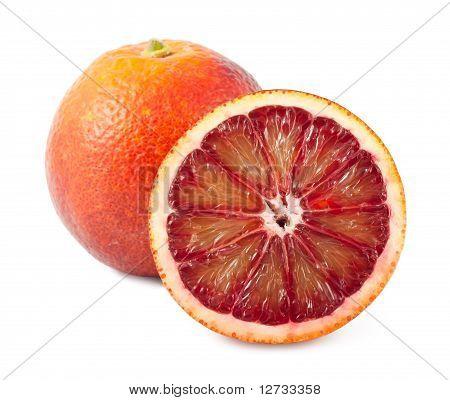 Voll und Halb Blut rot-Orangen