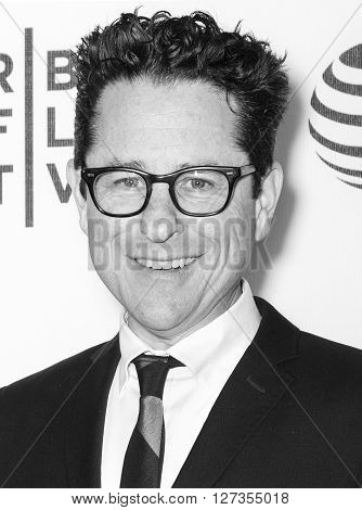 2016 Tribeca - Tribeca Talks Directors Series - J J Abrams With Chris Rock