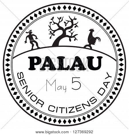 Senior Citizens Day Palau celebrated May 5th.