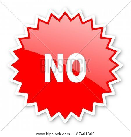 no red tag, sticker, label, star, stamp, banner, advertising, badge, emblem, web icon
