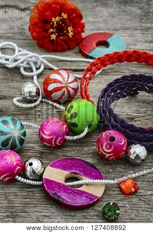 Beads For Necklace