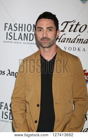 LOS ANGELES - APR 25:  Darren Capozzi at the Stevie D West Coast Premiere at the Newport Beach Film Festival at the Island Cinema on April 25, 2016 in Newport Beach, CA