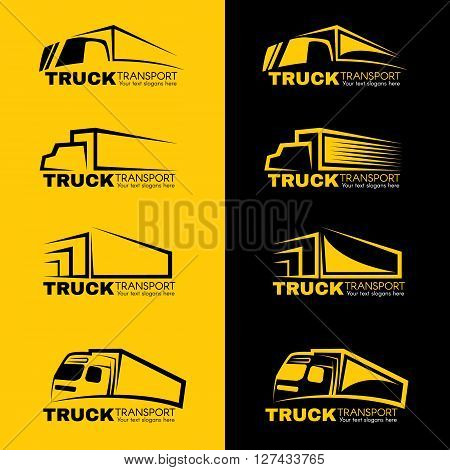 Truck Logo Free Vector Art  6123 Free Downloads  Vecteezy