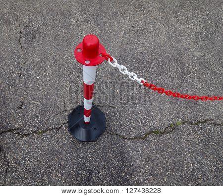 Safety Chain Bollards