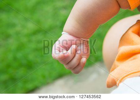 Hands Of Baby