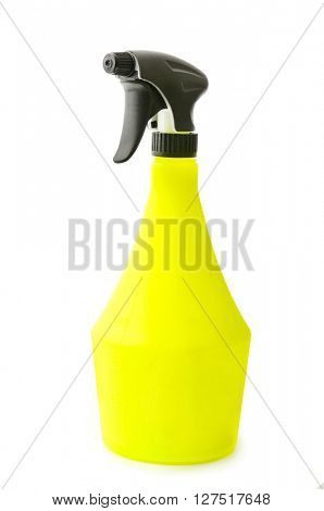 pulverizer isolated on white background