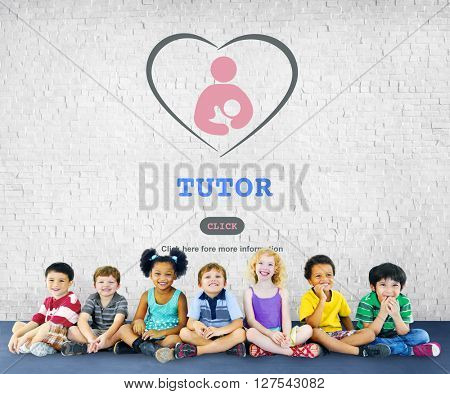 Tutor Training Education Intelligence Tutoring Concept