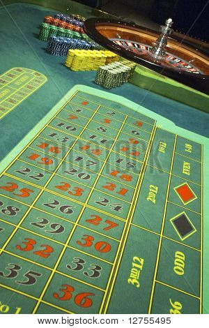 Casino, roulette #4