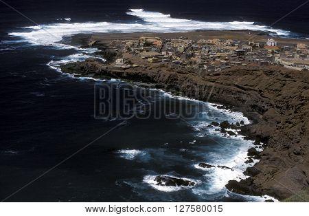 Africa Cape Verde Santo Antao