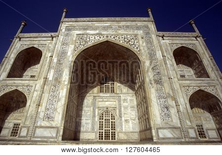 Asia India Agra