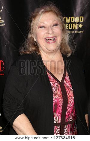 LOS ANGELES - APR 27:  Beth Maitland at the 2016 Daytime EMMY Awards Nominees Reception at the Hollywood Museum on April 27, 2016 in Los Angeles, CA