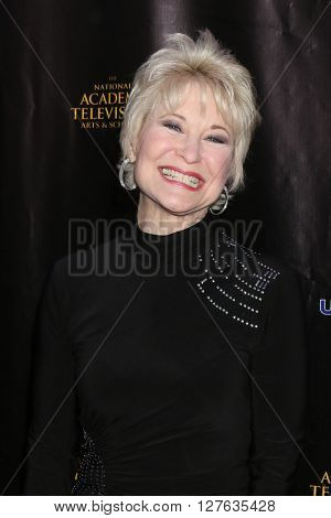 LOS ANGELES - APR 27:  Dee Wallace at the 2016 Daytime EMMY Awards Nominees Reception at the Hollywood Museum on April 27, 2016 in Los Angeles, CA